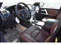 Toyota Land Cruiser 4WD Midnight Black Metallic photo #5
