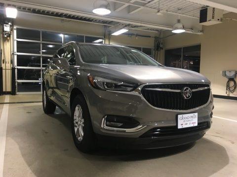 Pepperdust Metallic 2018 Buick Enclave Premium AWD