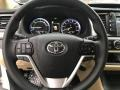 Toyota Highlander Hybrid XLE AWD Blizzard White Pearl photo #11