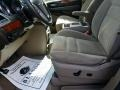Chrysler Town & Country Touring Granite Crystal Metallic photo #13