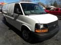 Chevrolet Express 1500 Cargo WT Summit White photo #5