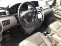 Honda Odyssey Touring Crystal Black Pearl photo #11