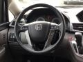 Honda Odyssey Touring Crystal Black Pearl photo #17