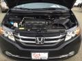 Honda Odyssey Touring Crystal Black Pearl photo #30