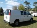 Chevrolet Express 2500 Cargo WT Summit White photo #5