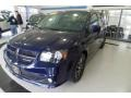 Dodge Grand Caravan GT Contusion Blue Pearlcoat photo #1