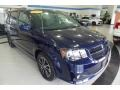 Dodge Grand Caravan GT Contusion Blue Pearlcoat photo #3