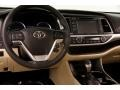 Toyota Highlander XLE AWD Shoreline Blue Pearl photo #6