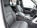 Land Rover Range Rover HSE Fuji White photo #3