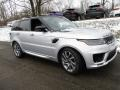 Land Rover Range Rover Sport HSE Dynamic Indus Silver Metallic photo #1