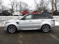 Land Rover Range Rover Sport HSE Dynamic Indus Silver Metallic photo #6