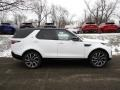Land Rover Discovery HSE Luxury Fuji White photo #10