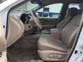 Nissan Pathfinder Platinum 4x4 Moonlight White photo #10