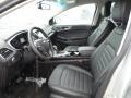 Ford Edge SEL AWD Ingot Silver photo #3