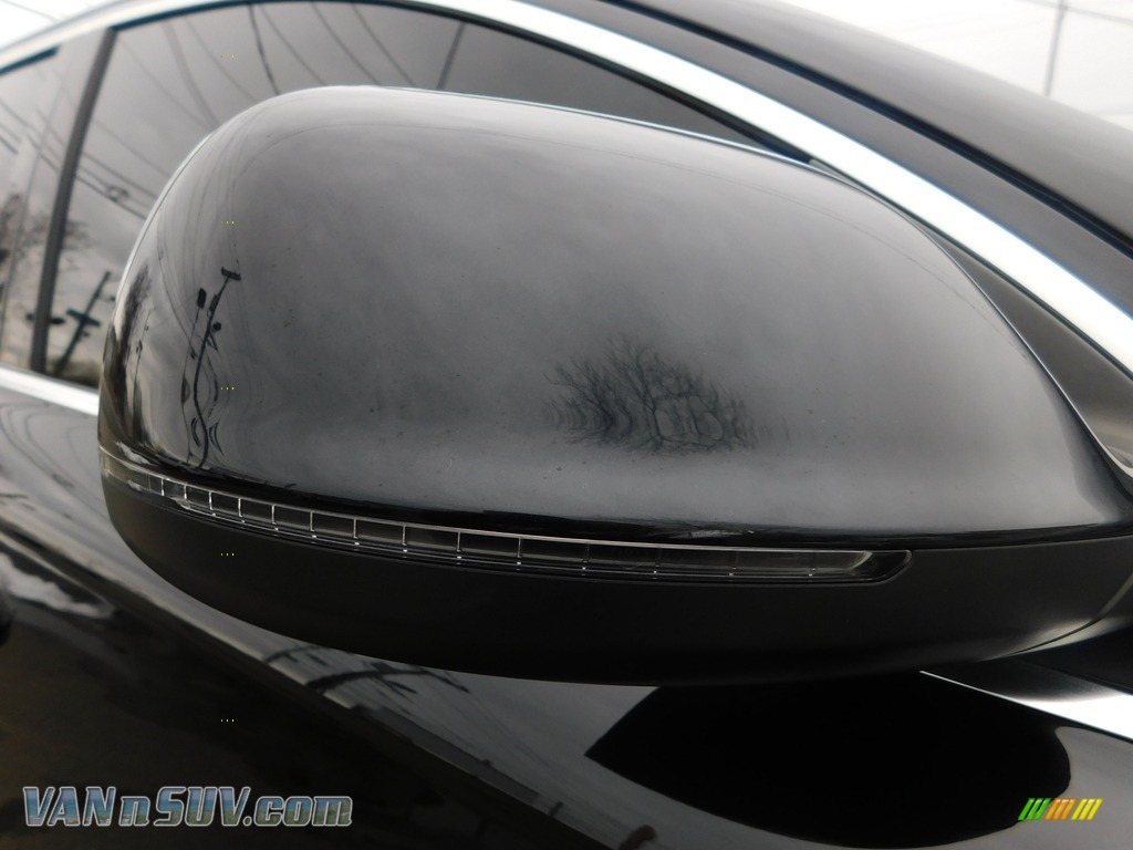2011 Q7 3.0 TFSI quattro - Orca Black Metallic / Espresso Brown photo #14