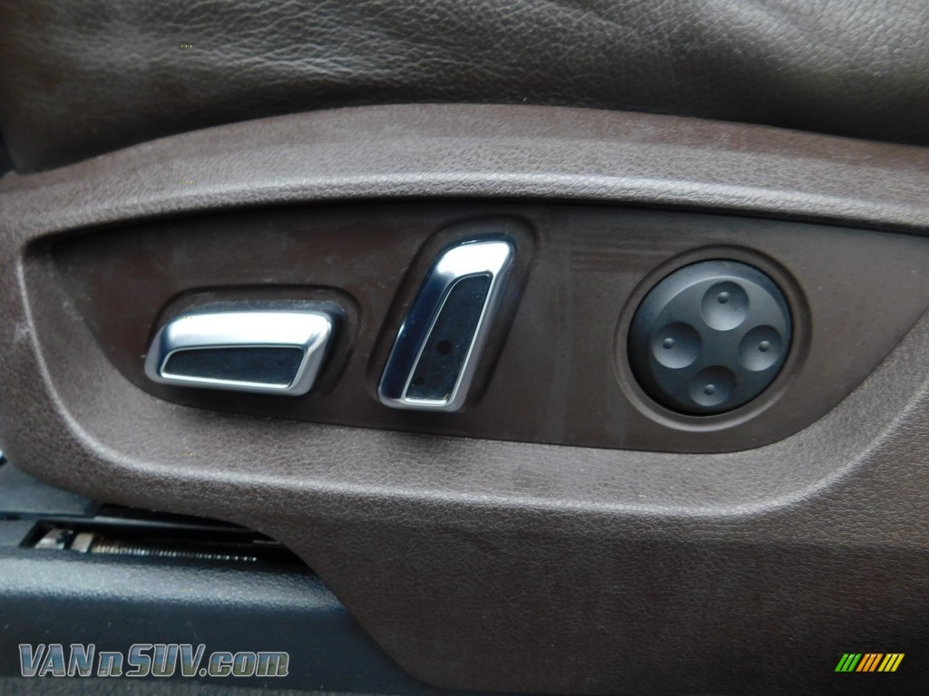2011 Q7 3.0 TFSI quattro - Orca Black Metallic / Espresso Brown photo #18