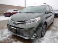 Toyota Sienna Limited Alumina Jade Metallic photo #1