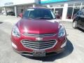 Chevrolet Equinox LT AWD Siren Red Tintcoat photo #2