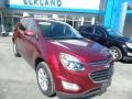 Chevrolet Equinox LT AWD Siren Red Tintcoat photo #3