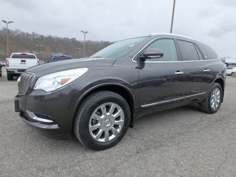 Iridium Metallic 2015 Buick Enclave Leather