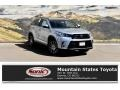 Toyota Highlander SE AWD Celestial Silver Metallic photo #1