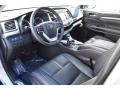 Toyota Highlander SE AWD Celestial Silver Metallic photo #5