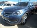 Lincoln MKX Select Blue Diamond Metallic photo #2