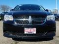 Dodge Grand Caravan SE Black Onyx Crystal Pearl photo #2