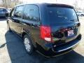Dodge Grand Caravan SE Black Onyx Crystal Pearl photo #4