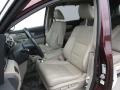 Honda Odyssey EX-L Dark Cherry Pearl photo #11