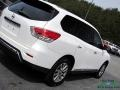 Nissan Pathfinder SL Moonlight White photo #31
