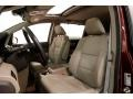 Honda Odyssey EX-L Deep Scarlet Pearl photo #6