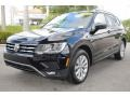 Volkswagen Tiguan S Deep Black Pearl photo #5