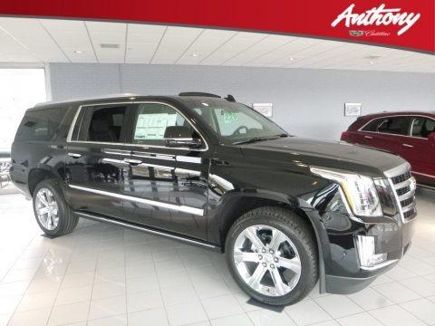 Black Raven 2018 Cadillac Escalade ESV Premium Luxury 4WD