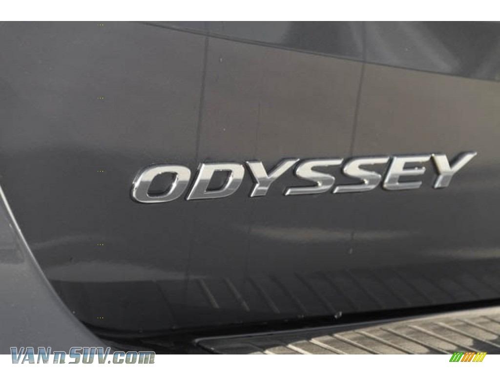 2018 Odyssey LX - Modern Steel Metallic / Gray photo #9