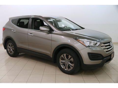 Mineral Gray 2013 Hyundai Santa Fe Sport