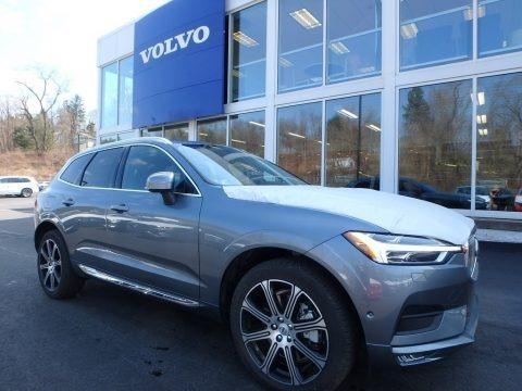 Osmium Grey Metallic 2018 Volvo XC60 T6 AWD Inscription