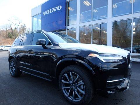 Onyx Black Metallic 2018 Volvo XC90 T5 AWD Momentum