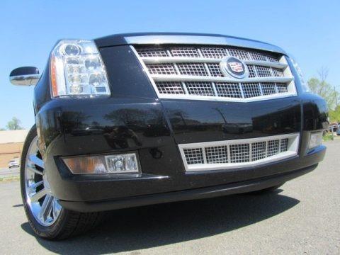 Black Raven 2013 Cadillac Escalade ESV Platinum AWD