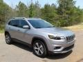 Jeep Cherokee Limited Billet Silver Metallic photo #4