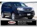 Honda Pilot EX-L Crystal Black Pearl photo #1