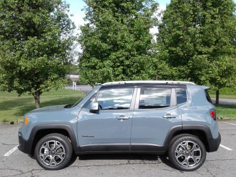 Anvil 2018 Jeep Renegade Limited 4x4