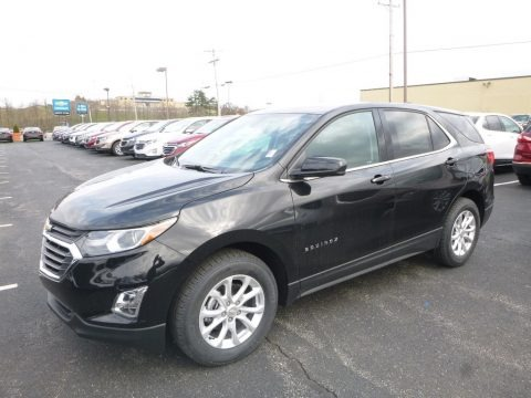 Mosaic Black Metallic 2018 Chevrolet Equinox LT