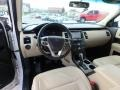 Ford Flex SEL AWD White Platinum photo #12