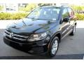 Volkswagen Tiguan S Deep Black Pearl photo #4