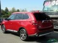 Mitsubishi Outlander SEL Rally Red Metallic photo #3