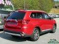 Mitsubishi Outlander SEL Rally Red Metallic photo #5