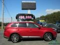 Mitsubishi Outlander SEL Rally Red Metallic photo #6