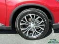 Mitsubishi Outlander SEL Rally Red Metallic photo #9