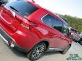 Mitsubishi Outlander SEL Rally Red Metallic photo #34
